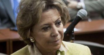 A los 74 años, falleció María Julia Alsogaray