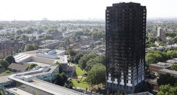Revelan que el incendio en Londres fue originado por una falla en una heladera