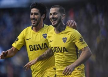 Boca goleó a Olimpo en la Bombonera  (VIDEO)