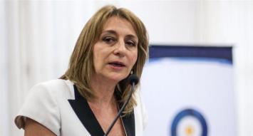 """Gils Carbó: """"Si destituyeran a una procuradora por decreto realmente estaríamos por fuera del Estado de Derecho"""""""