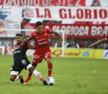 San Martín no pudo pasar del 0 a 0 ante Instituto