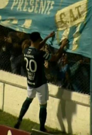 El Decano goleó a Banfield 3 a 0, y viaja dulce a Brasil (VIDEO).
