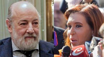 Cristina pidió que aparten a Bonadio en la causa por supuesto encubrimiento del atentado a la AMIA