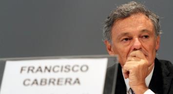 Cabrera le saca medio Banco Nación a González Fraga