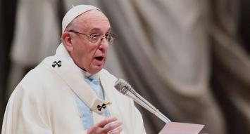 """Francisco advirtió sobre """"crisis política y humanitaria sin precedentes"""" en Venezuela"""