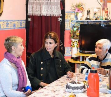 En el Gobierno preparan visitas de Awada a la Provincia para la campaña
