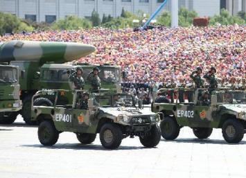 China aumentará un 8,1% su gasto en defensa