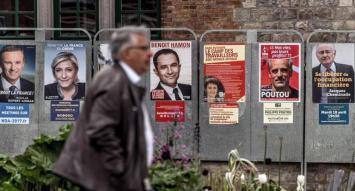 En estado de emergencia, Francia elige nuevo presidente