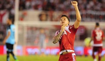 River le ganó a Belgrano en Núñez y se prendió