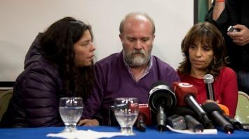 """La familia de Santiago Maldonado no duda: el cuerpo """"fue plantado"""""""