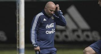 Sampaoli le abre las puertas del Mundial a Tevez aunque le marca la cancha