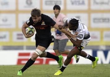Súper Rugby: Jaguares cayó ante Sharks y se complicó. (VIDEO).