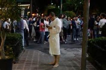 Peor sismo en 100 años revive en México la pesadilla de 1985: hay al menos 30 muertos