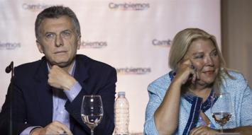 """Carrió incomoda nuevamente al Gobierno: """"El Presidente tiene que decidir a quién defiende"""""""
