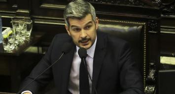 En medio de la campaña, Peña brinda su informe en Diputados