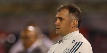 Palmeiras oficializa la salida del técnico Eduardo Baptista
