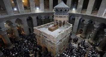Cierran la iglesia del Santo Sepulcro por una disputa económica con Israel