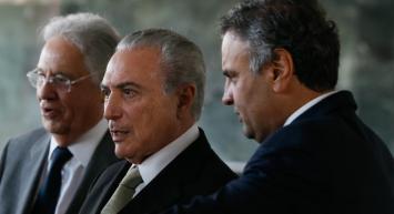 Se agrava la crisis en Brasil: cayó Aécio Neves y aumenta la presión sobre Temer