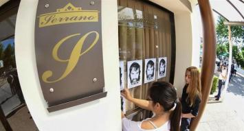 Los restos de Santiago Maldonado fueron inhumados en una ceremonia privada