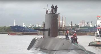 Alarma por submarino de la Armada desaparecido desde el miércoles
