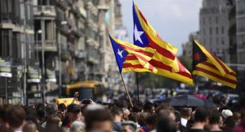 Justicia española suspendió sesión extraordinaria del Parlamento catalán que declararía la independencia