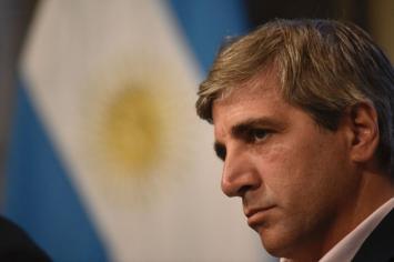 Confirmado: el ministro Luis Caputo era titular de una cuenta offshore