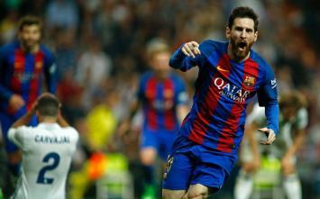 Messi silenció al Bernabeu, con un gol agónico. Real Madrid 2- Barcelona 3 (Video).