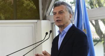 Macri pidió conseguir el equilibrio fiscal para de reducir la pobreza