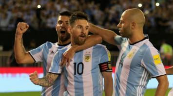 Argentina le ganó a Chile con angustia y un penal polémico