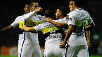 Boca le ganó a Newell's con lo justo (VIDEO).