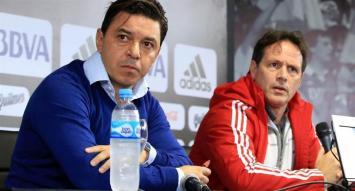 Gallardo rompió el silencio y habló del escándalo de doping en River