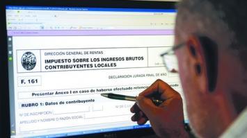 Alerta en los sectores Comercios y Servicios  por aumentos en Ingresos Brutos