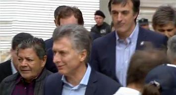 Macri llevó a Bullrich a su primer acto tras confirmar la candidatura