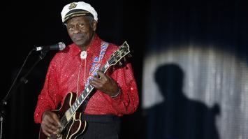Muere a los 90 años la leyenda del 'rock and roll' Chuck Berry