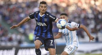 Atlético perdió 2 a 1 con Talleres en el Kempes (VIDEO).