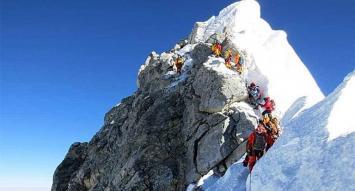 Misterio en el Everest: desapareció el mítico escalón Hillary