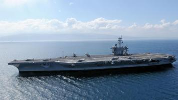 Corea de Norte amenaza con hundir el portaviones estadounidense para demostrar su poder militar