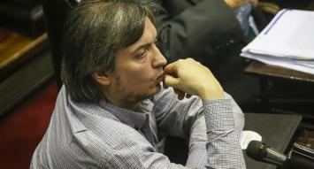 Hotesur: Máximo Kirchner presentó un escrito y pidió su sobreseimiento