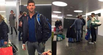 Operaron a Djokovic de la mano derecha y no tiene fecha de retorno al circuito