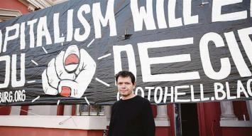 """Los antisistema amenazan con convertir a Hamburgo en un """"infierno"""" durante el G-20"""