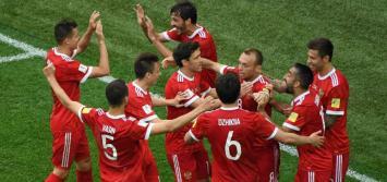 Rusia gana 2-0 a Nueva Zelanda en el estreno de la Copa Confederaciones  (VIDEO).