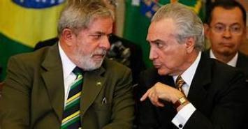 """Para Temer, """"sería más tranquilo para Brasil si Lula pudiera participar en elecciones"""""""