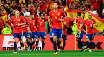 España goleó a Italia y se acerca al Mundial (VIDEO).