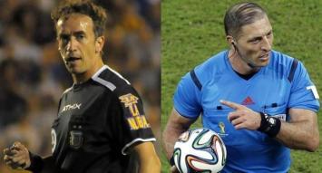 Estalló la interna entre los árbitros: Beligoy dijo que Pitana no está en nivel para dirigir el Mundial