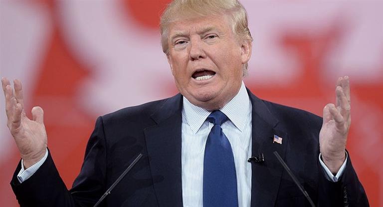 """Trump le respondió a Kim Jong Un: """"Yo tengo un botón nuclear mucho más grande y más poderoso que el suyo"""""""