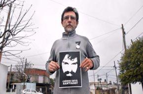 """""""Lo de Santiago es desaparición forzada"""", dijo el hijo de Julio López"""