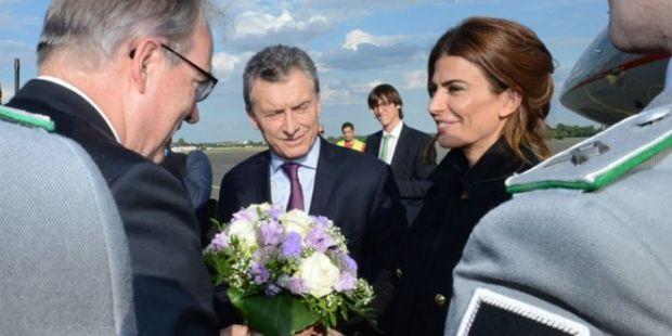 El Presidente Macri llegó a Alemania para participar de la cumbre del G20