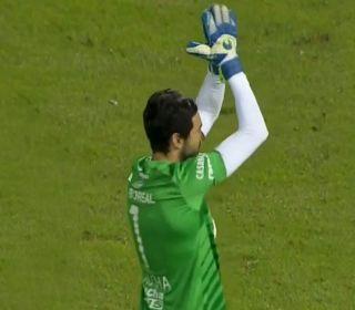 Atlético clasificó en los penales, lo espera Independiente (Video).