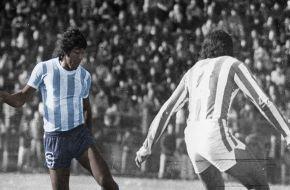 """Murió """"el negro"""" Agüero, ídolo de Atlético de la década del 70'."""