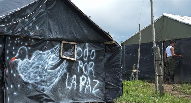 Dia histórico para Colombia: las FARC formalizaron la entrega de sus armas